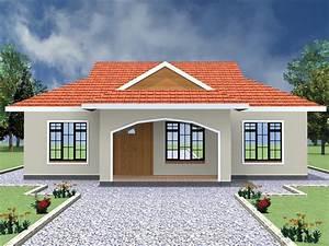 Simple, 2, Bedroom, House, Plans, In, Kenya