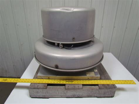 greenheck roof mounted exhaust fans greenheck gb 130 4x qd exhaust fan roof mount belt drive 1