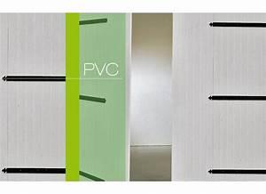 porte de garage pvc battante exterieur With porte de garage en pvc