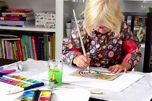 Gemalte Bilder Von Kindern : wenn kinder schaffen und erschaffen familienleben baby kind und meer ~ Markanthonyermac.com Haus und Dekorationen