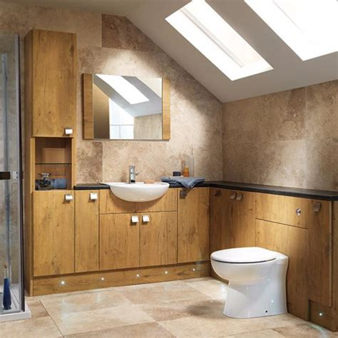 calypso brecon fitted bathroom furniture tiles
