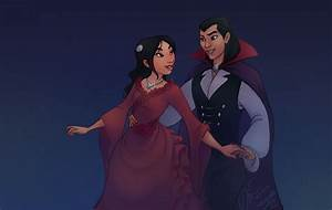 Halloween: Mulan and Shang by relsgrotto on DeviantArt