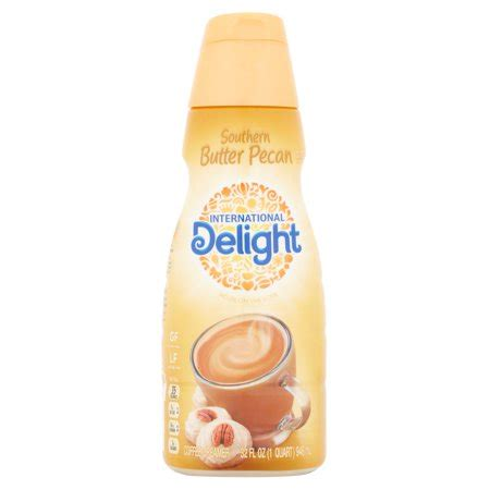It's surprisingly easy (and cheap) to whip up flavored coffee creamers at home. International Delight Southern Butter Pecan Coffee Creamer, 32 oz - Walmart.com