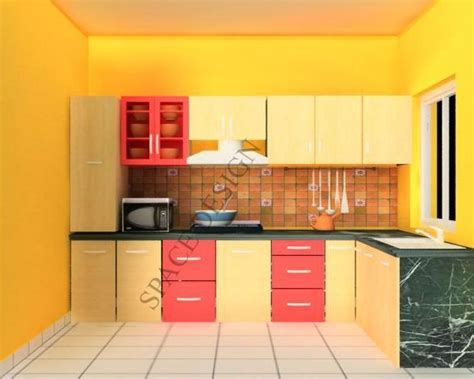 small indian kitchen design   shape google search