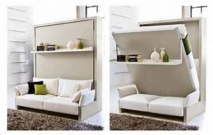 Schrankbett 180x200 Ikea : smart furniture with sofa beds for small apartement ~ Eleganceandgraceweddings.com Haus und Dekorationen