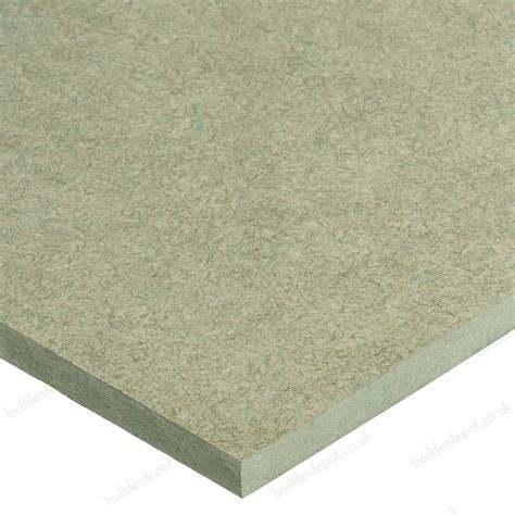 waterproof wall board moisture resistant mdf board 9mm x 1220mm x 2440mm