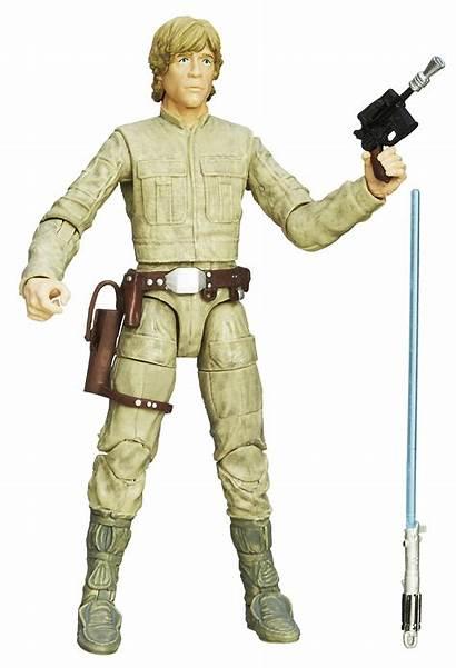 Luke Skywalker Series Inch Wars Star Action