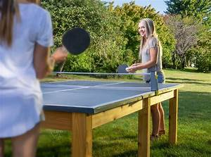 Outdoor Ping-pong Table