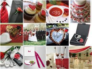 valentines day wedding ideas 39 s day wedding decorating country home design ideas