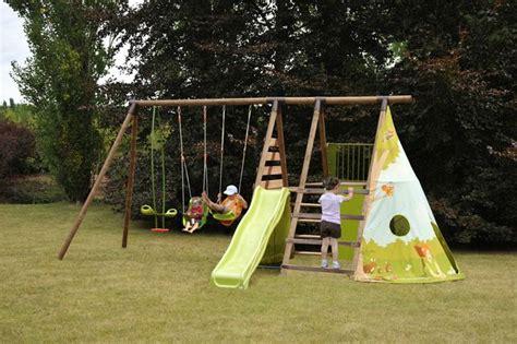 jeux bois extérieur jeux plein air d ext 233 rieur 12 mod 232 les craquants pour enfants c 244 t 233 maison