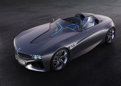 bmw vision connecteddrive roadster concept