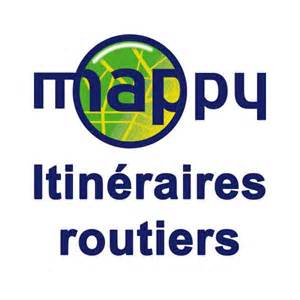 Mappy Via Michelin Itinéraire by Mappy Itin 233 Raire