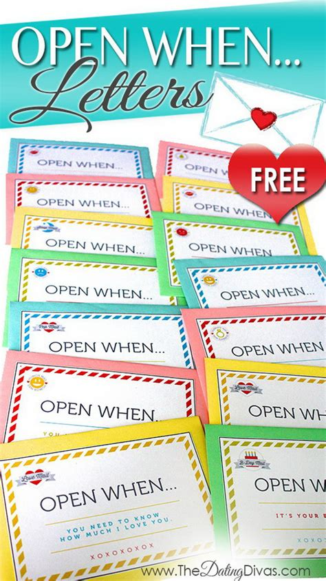creative open  letter ideas designs
