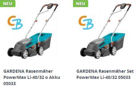 gardena powermax li 40 32 gardena neuheiten 2017 cbdirekt de