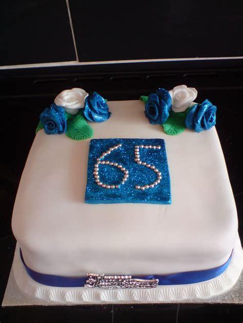 sapphire  anniversary cake   birthday cake