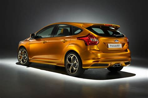 Ford St by Ford Focus St 2013 Cartype