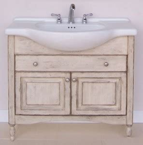 Country Style Bathroom Vanities - 4 summer home country style vanities abode