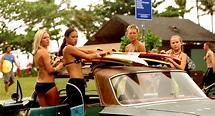Kate Bosworth, Michelle Rodriguez, Sanoe Lake, and Mika ...