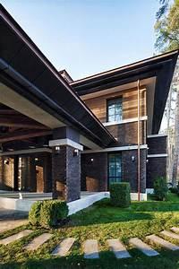 Prairie, House, By, Yunakov, Architecture