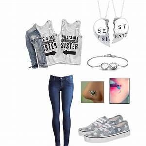 Bestfriend Goals - Polyvore | Clothes | Pinterest | Bff goals Goal and Bff
