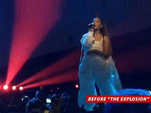 Explosion At Ariana Grande Manchester Show, At Least 20 ...