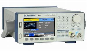 Model 4065  Dual Channel Function  Arbitrary Waveform