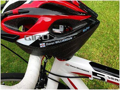 lade per bici pegatin l adesivo personalizza la tua bici