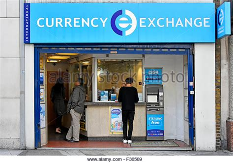 bureau de change bristol airport currency exchange booth stock photos currency exchange