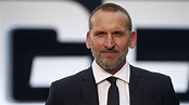 'Doctor Who' Star Christopher Eccleston Talks About ...