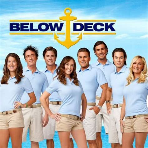 Below The Deck Cast by The Insiders Guide To Becoming A Yacht Stewardess