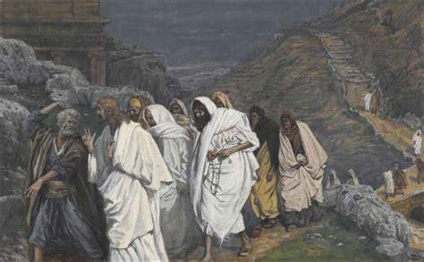disciples falsely pledge allegiance  jesus follow
