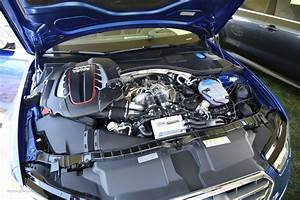 2014 Legends Of The Autobahn 2015 Audi S6 V8 Engine