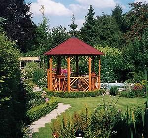 Gartenpavillon Holz Geschlossen : offener gartenpavillon belleair von riwo gartenlaube pavillon ~ Whattoseeinmadrid.com Haus und Dekorationen