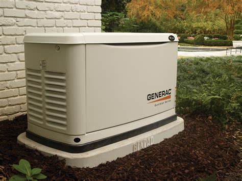 Generac Portable Generator Shed by Don S Electric Generators Generac Back Up Generators