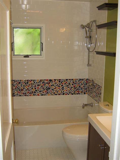 Elegant Mosaic Tiled Bathrooms Ideas  Kezcreativecom