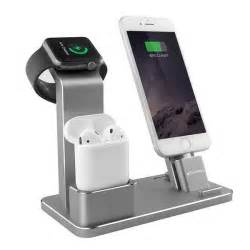 iphone charging station the aluminum charging station for apple airpods and