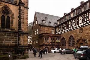 Häuser Im Mittelalter : spontaner besuch der historischen stadt marburg altbau ~ Lizthompson.info Haus und Dekorationen