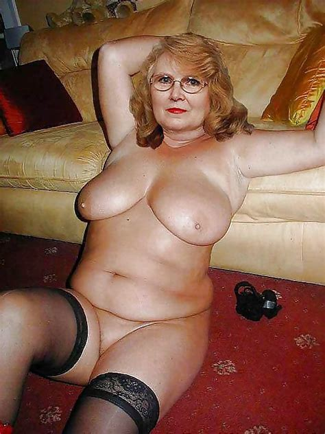 Mature Porn Photos My Fantasy Grandma