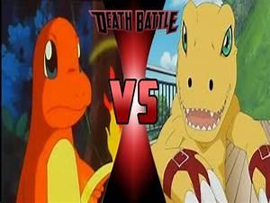 Charmander vs Agumon | Death Battle Fanon Wiki | Fandom ...