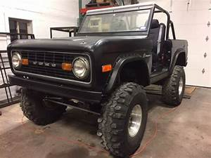 No Reserve---1973 Ford Bronco Early Bronco 66-77 Bronco For Sale
