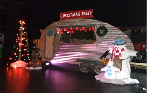 whimsical christmas tree lot max king events