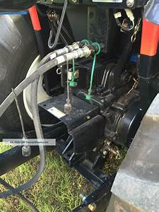 Holland Tractor 4x4 Loader Shuttle Backhoe 4wd Boomer 50