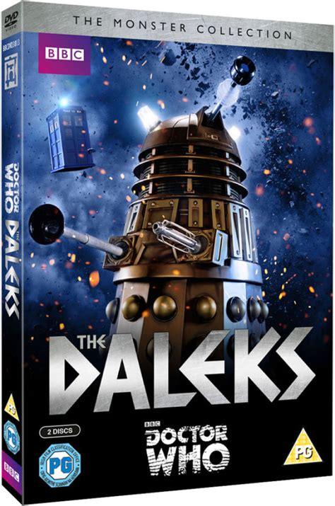 Doctor Who: The Monster Collection - The Daleks DVD - Zavvi UK