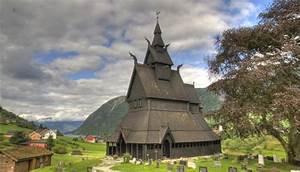 Hopperstad Stave Church - Church in Vik i Sogn, Vik ...