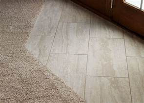 25 best ideas about carpet to tile transition on
