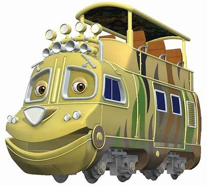 Chuggington Doki Birthday Characters Cartoon Thomas Train