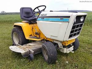 1988 Cub Cadet 1811 Lawn  U0026 Garden And Commercial Mowing