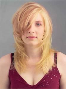 Blonde Mittellange Haare : stufige frisuren mittellange haare ~ Frokenaadalensverden.com Haus und Dekorationen