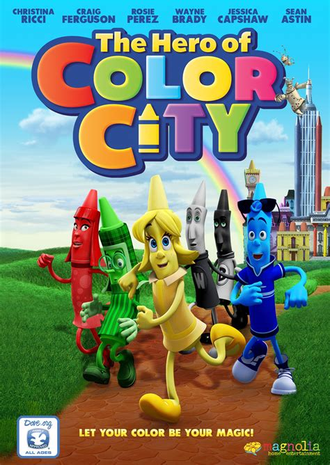 the of color city the of color city dvd release date december 2 2014