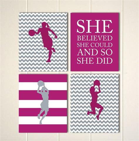 basketball basketball girl wall art girls wall art dorm